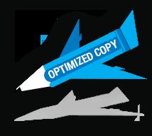 Copywriting   Optimized Content