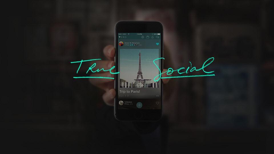 Vero Social Media App